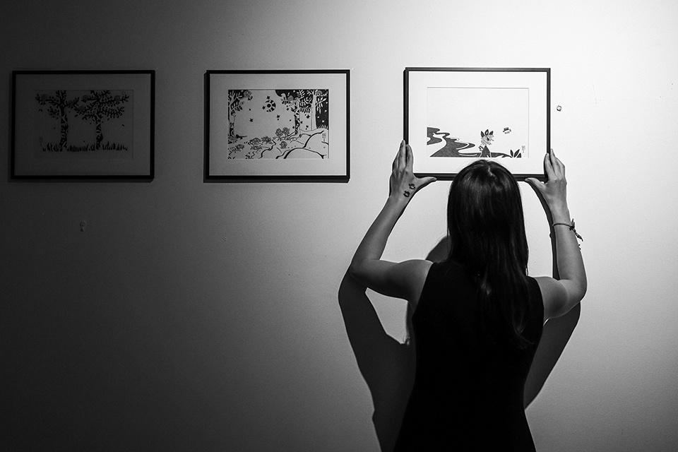 """Galerijoje """"TEMA"""" – vienos dienos paroda ir du koncertai"""