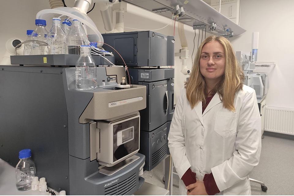 Iš emigracijos į Lietuvą grįžusi chemikė ieško sprendimų vandens taršos problemoms