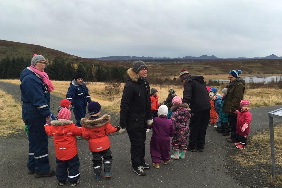 Patirties semiasi ir Islandijoje