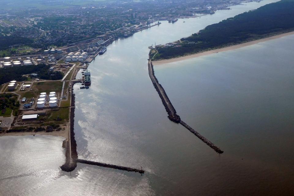 Uosto bendrasis planas: Vyriausybė nepritarė