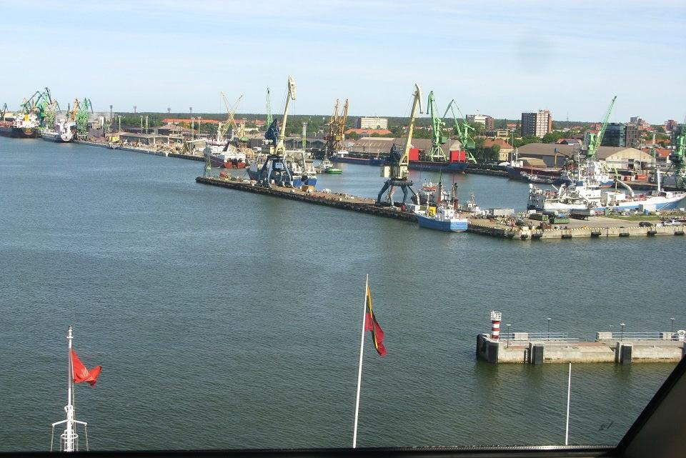 Užkirto kelią per Kaipėdos uostą išgabenti raketų paleidimo sistemą