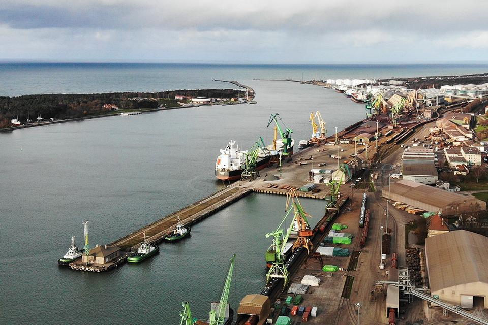 Uostas ieško žaliosios koncepcijos rengėjų