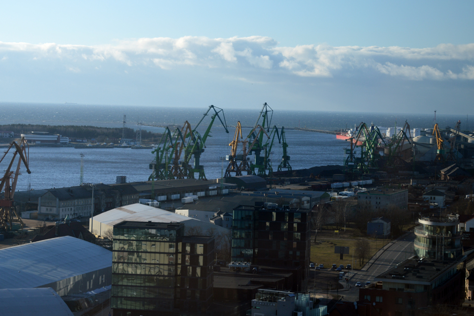 Organizuoja diskusiją dėl uosto poveikio gyventojams