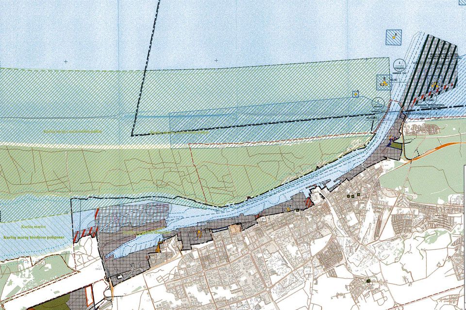 Uosto plėtra: kiek miesto svajonių taps bent pažadais? (atnaujinta)
