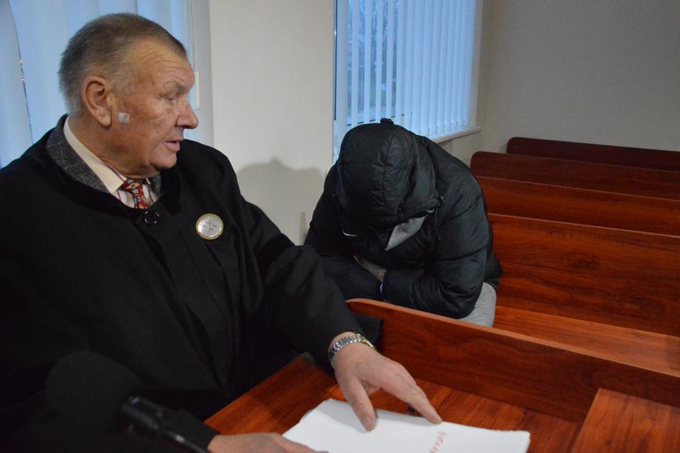 Pradėta nagrinėti Viktoro Usovo byla