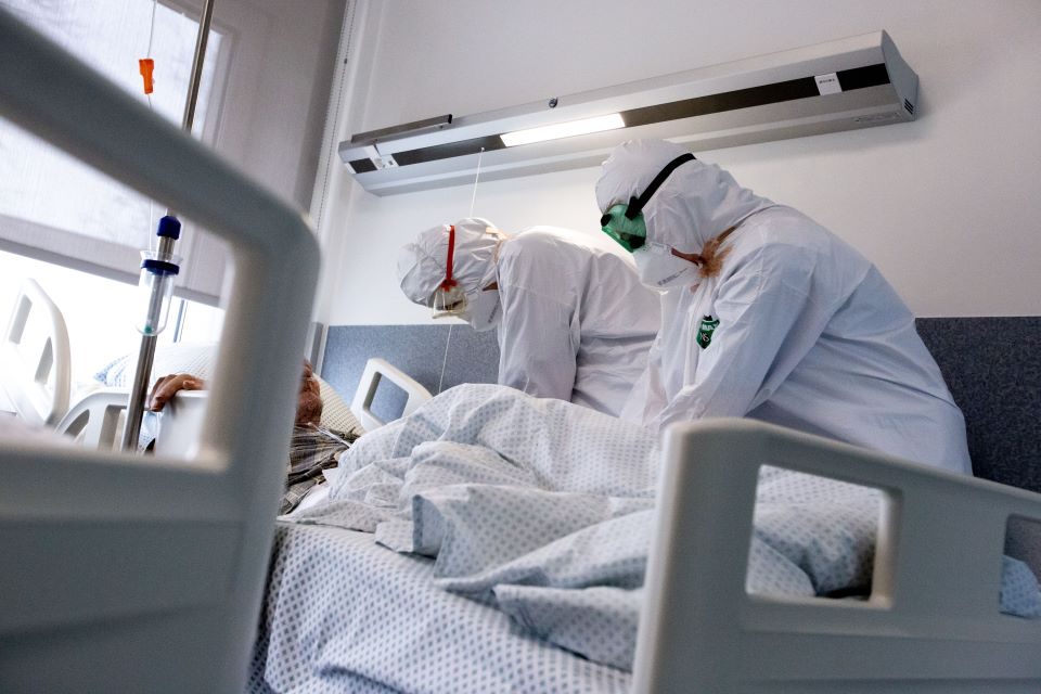 Klaipėda prašys kariškių pagalbos gydyti COVID-19 liga sergančius pacientus