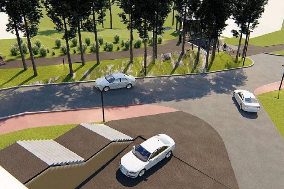Nidoje bus atnaujinta pagrindinė gatvė