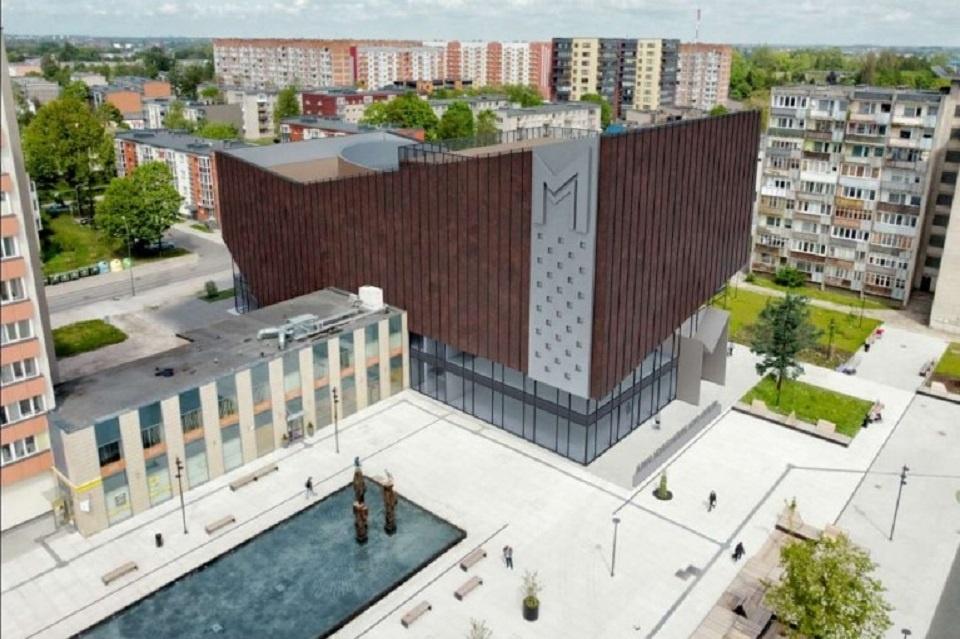 """""""Vaidilos"""" pastato atgimimas – 2023 metų vasarą"""