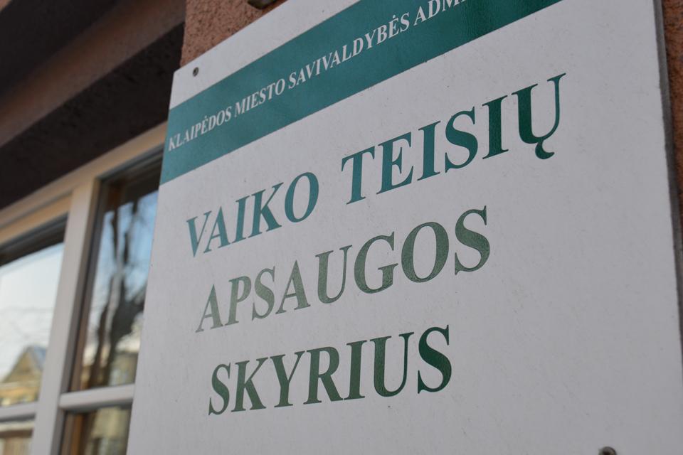 Klaipėdos vaikų teisių specialistai naujovių nebijo?
