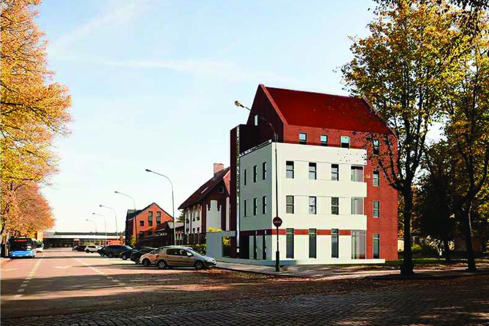 Šalia stočių planuoja jaunimo nakvynės namus