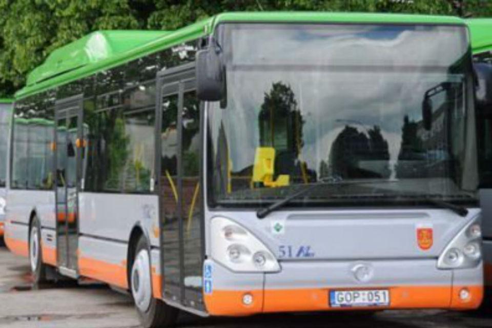 Klaipėdoje – daugiau ekologiškų autobusų