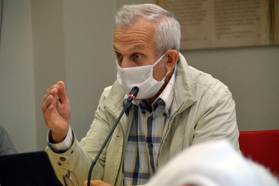 Etikos komisija vargsta su laivų savininkų asociacijos vadovo skundu