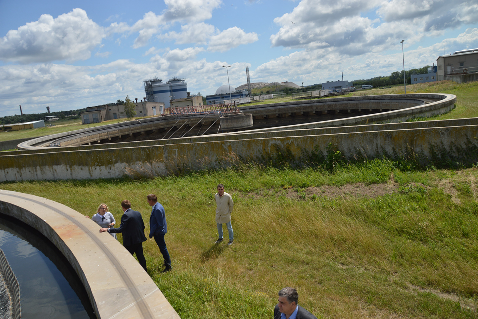 На борьбу с неприятными запахами от канализации выделят 245 000 евро