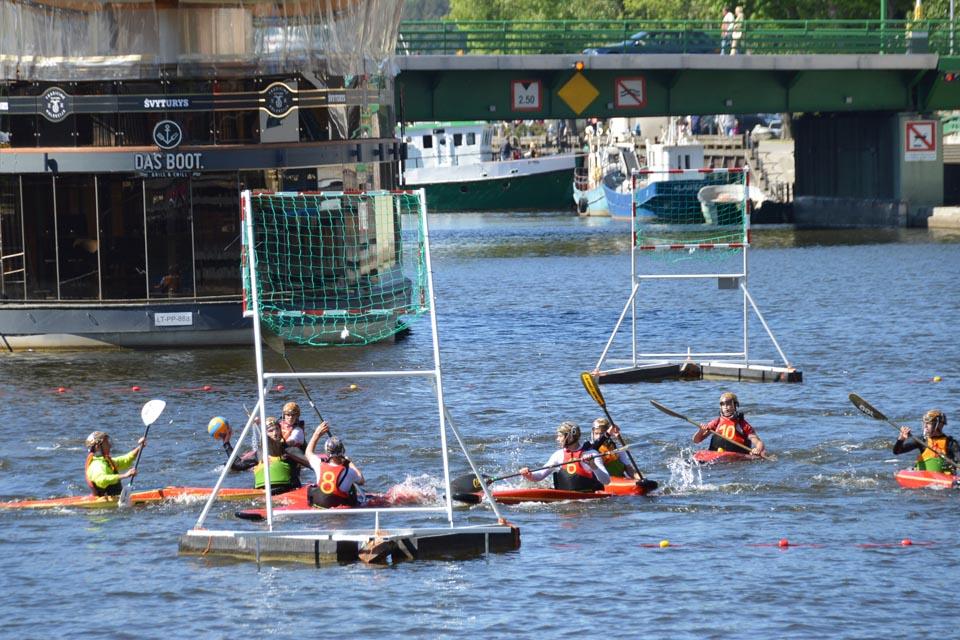 Startavo vandens sporto festivalis