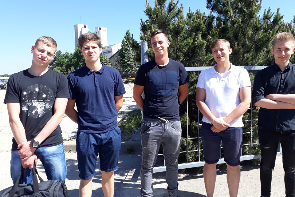 Abiturientams – išbandymas lietuvių kalba
