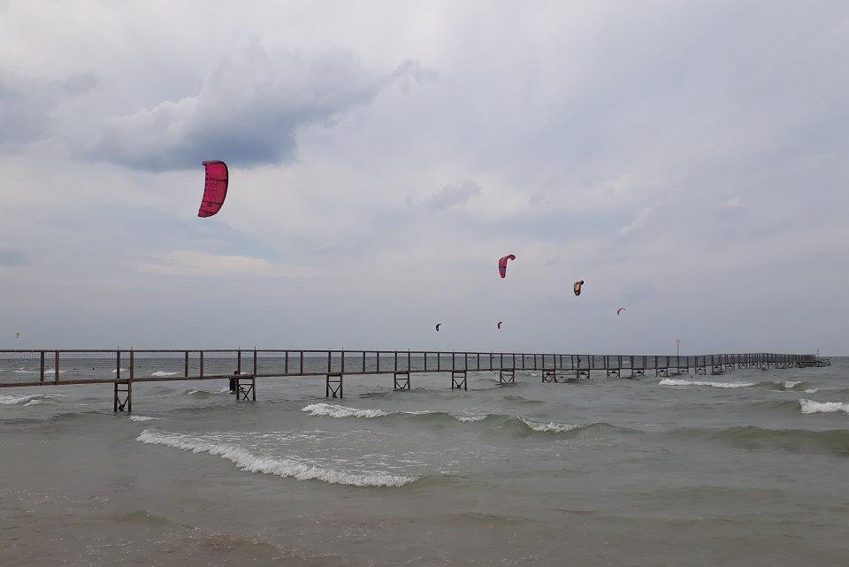 Perspėja dėl stipraus vėjo