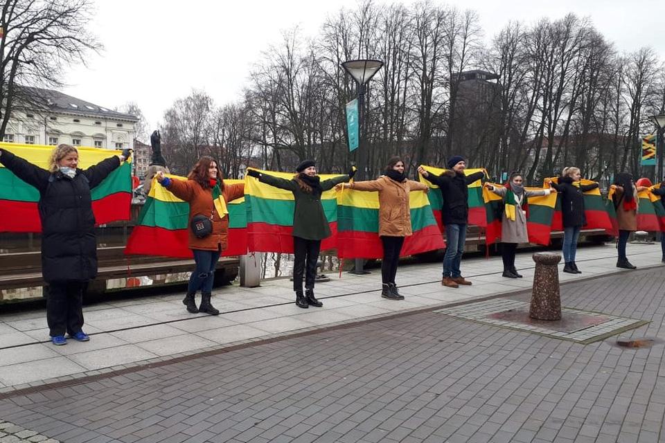 Kovo 11-osios renginiai Klaipėdoje – įvertinus koronaviruso grėsmę (išsami programa)