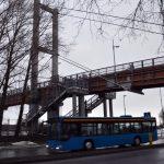 Viaduką pagaliau perdavė miestui
