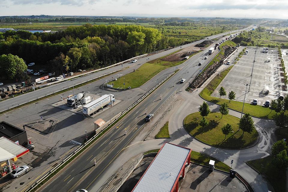 Baltijos pr. rekonstrukcija: daugiau eismo ribojimų, tačiau atidaroma Lypkių gatvė