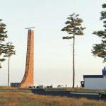 """Uosto radaro bokšto koncepcija: nuo supustytos kopos, aliuzijos į bučių iki """"gyvo"""" statinio"""