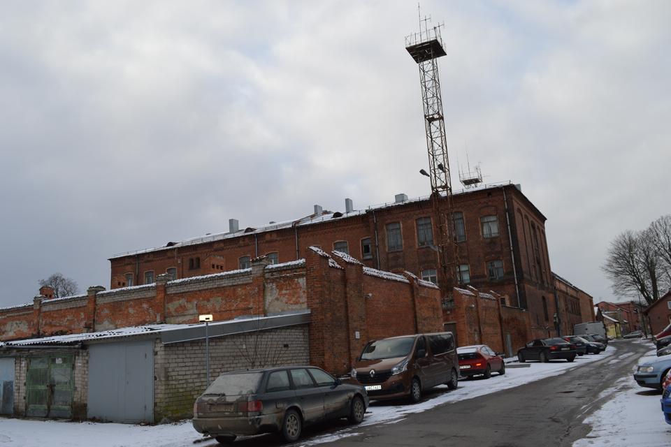 Komisariato pastatą – laukiantiems būsto?