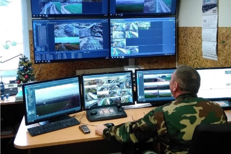 Neringoje – nauja sienos stebėjimo sistema
