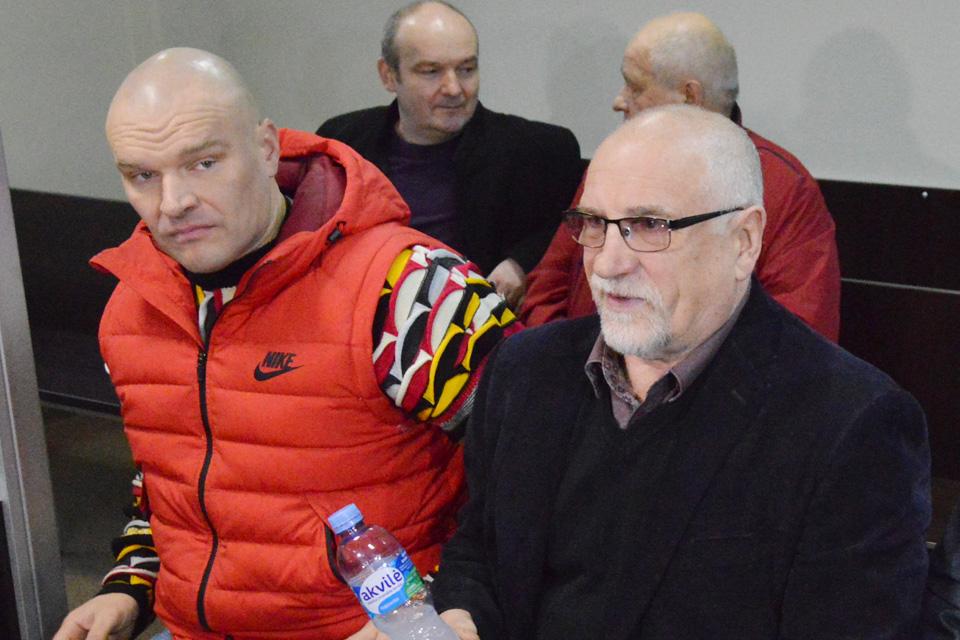Bronislavą Vyšniauską diskvalifikavo 10 metų