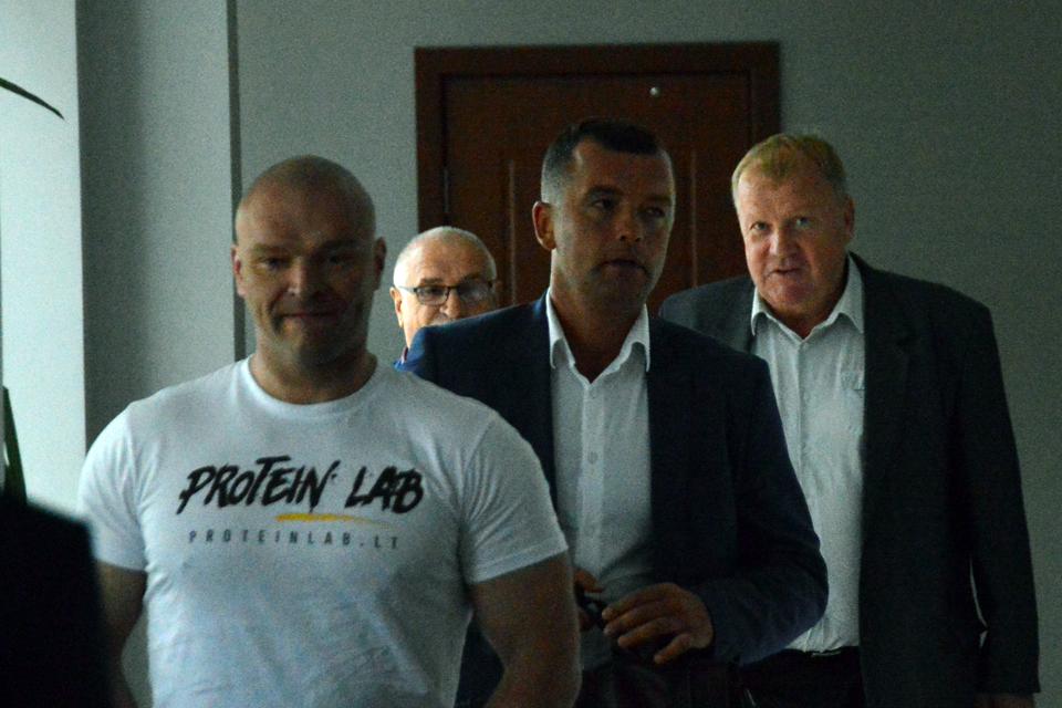 Teismui nepavyko atversti Vyšniauskų dopingo bylos
