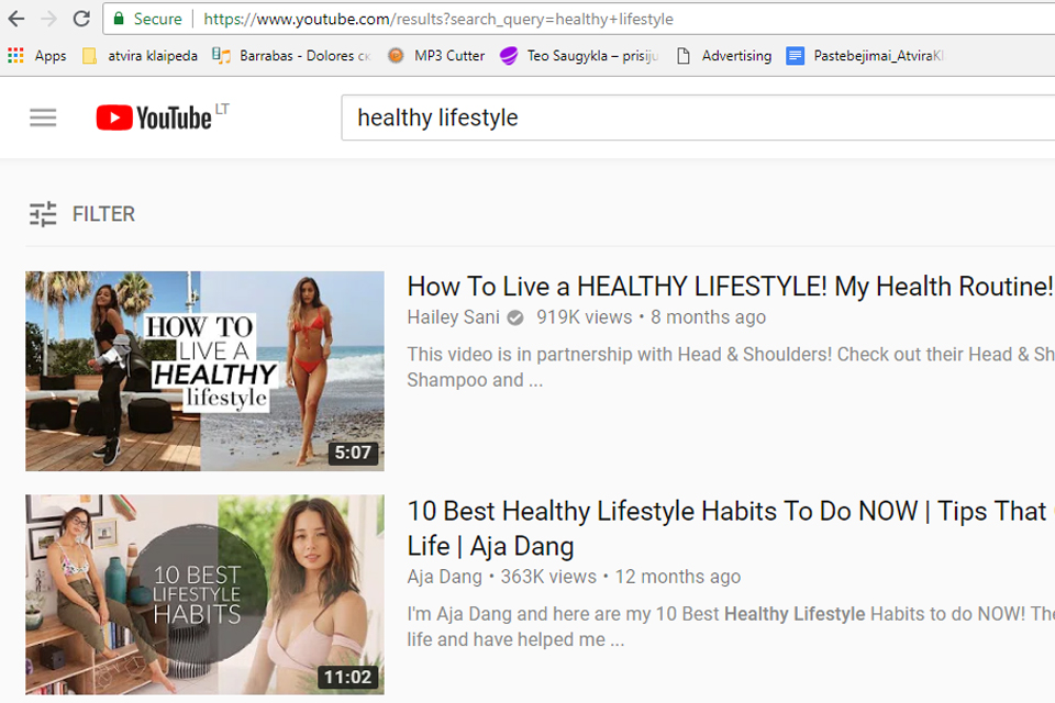Technologijos ir sveikatos žinios