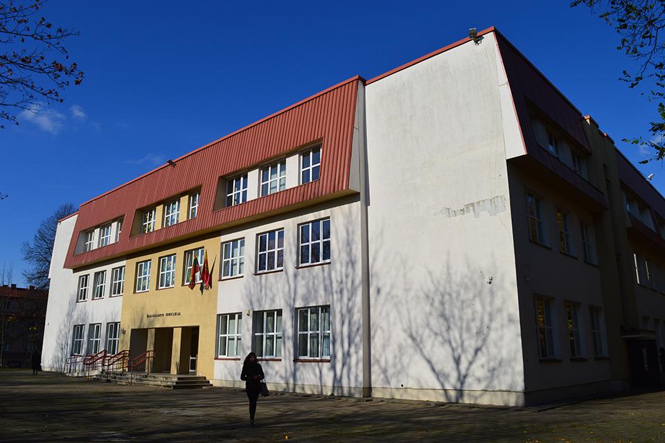 История ремонта гимназии «Жалякальне»: еще один суд