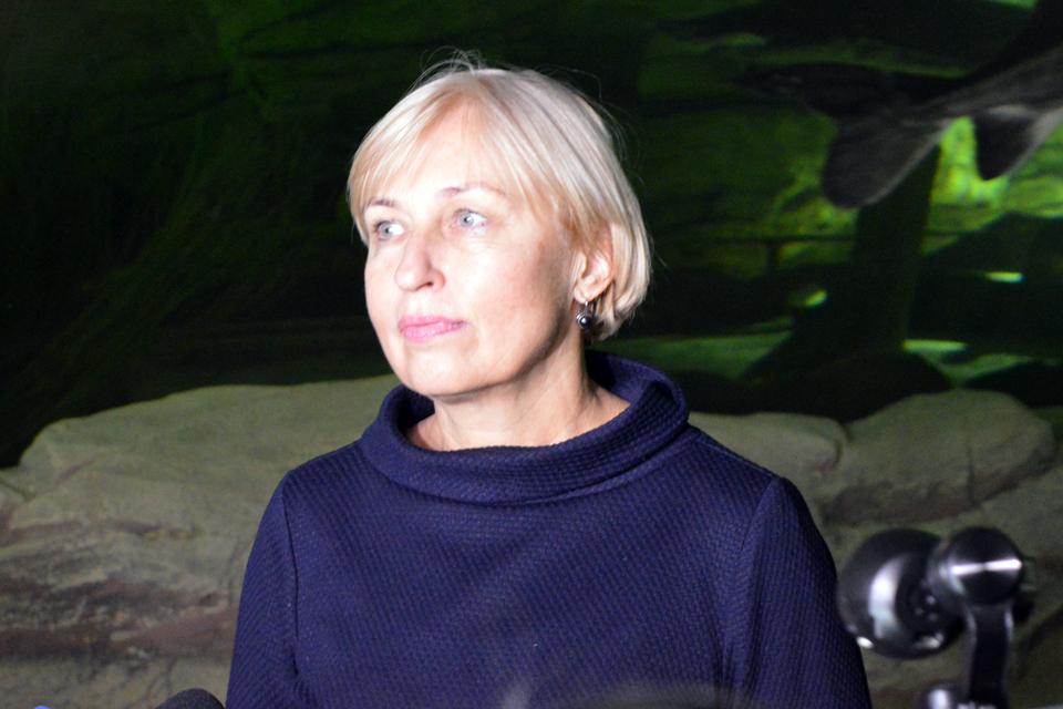 Olga Žalienė toliau vadovaus Jūrų muziejui