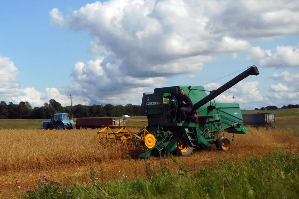 Šilutės žemdirbiai – tarp stropiausiai deklaruojančiųjų