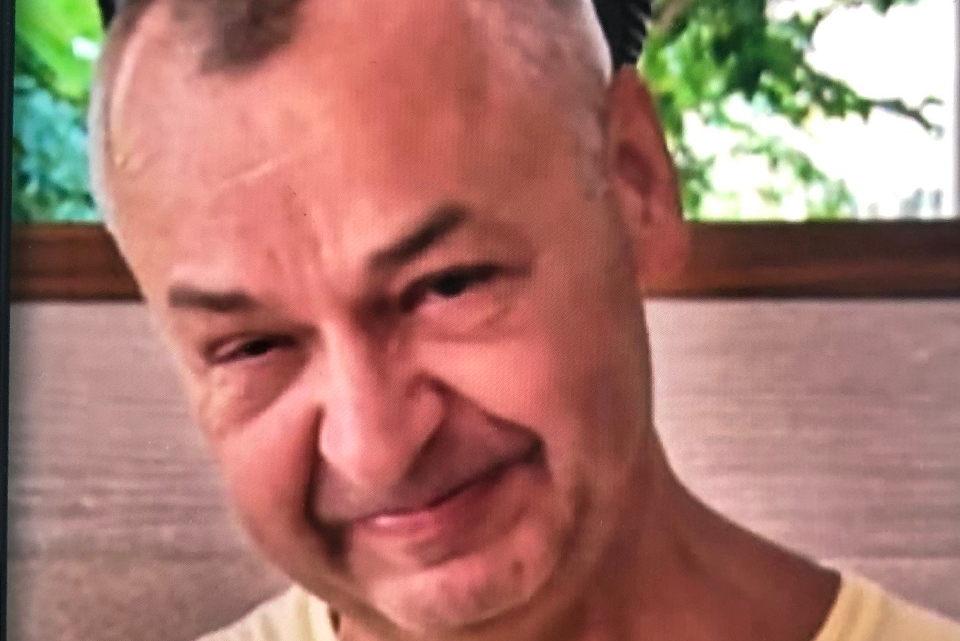 Ieškomas be žinios dingęs Albinas Zenkevičius