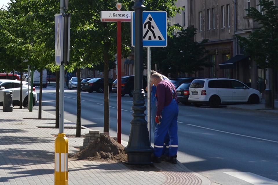 Klaipėdos savivaldybei – bauda