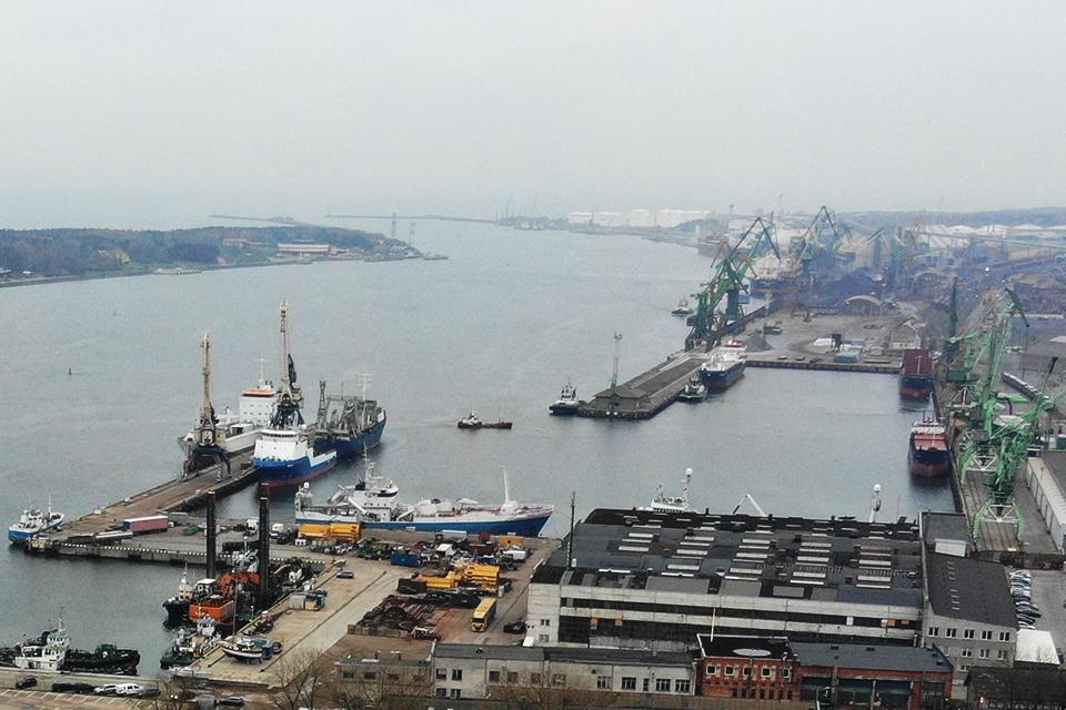 Ar Žiemos uostas gali virsti marina?
