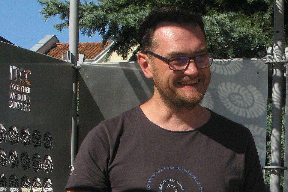 """""""Klaipėdos švenčių"""" direktorius dirbs Jūrų muziejuje"""