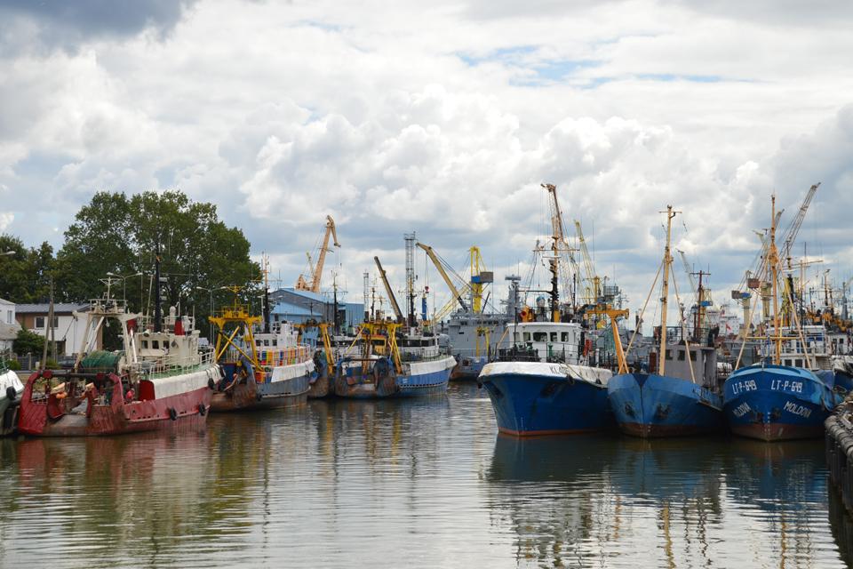 Žvejai Lobistinės veiklos įstatymo nepažeidė