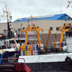 Parems nuo COVID-19 nukentėjusius žvejus