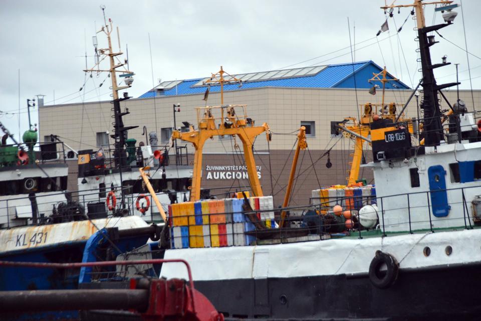 Žvejybos teisių perdalinti iš naujo nepavyko