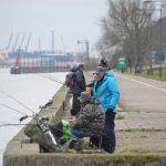 Žvejams mėgėjams karantino nėra?