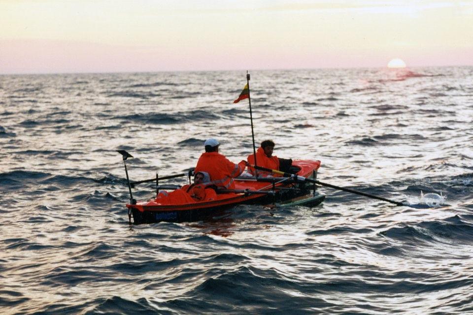 Paminės žygio per Baltijos jūrą 20-metį